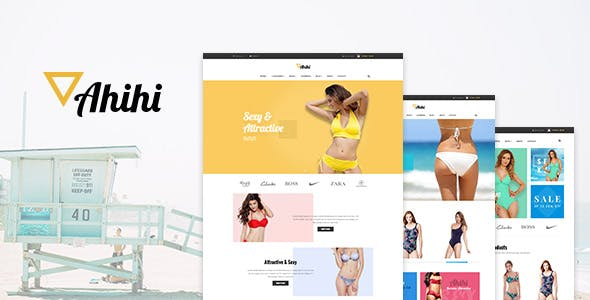 Ap Summer Store Shopify Theme