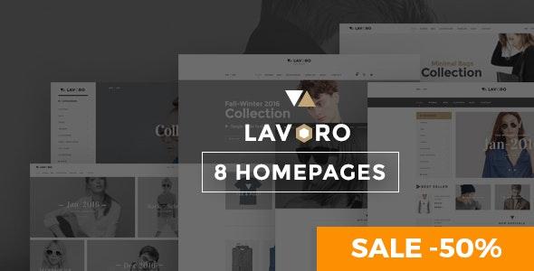 Lavoro - Fashion Shop WooCommerce Theme - WooCommerce eCommerce
