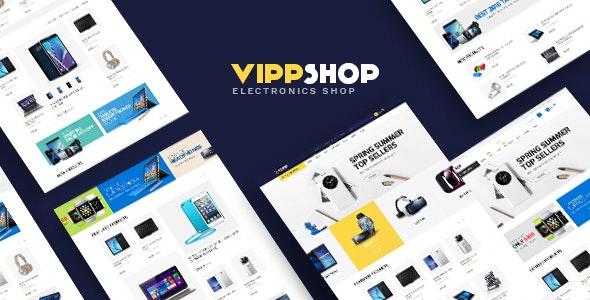 Pts Vipshop - Advanced Prestashop theme - PrestaShop eCommerce