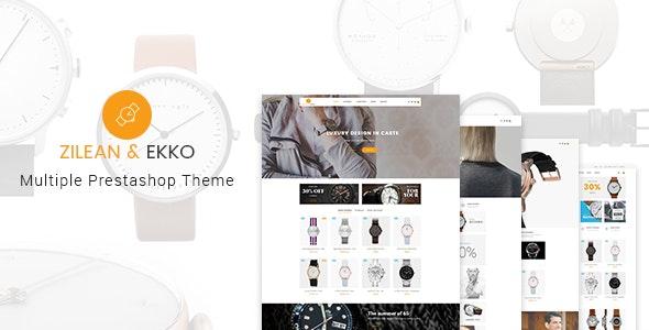 Leo Begin Responsive Prestashop Theme - PrestaShop eCommerce