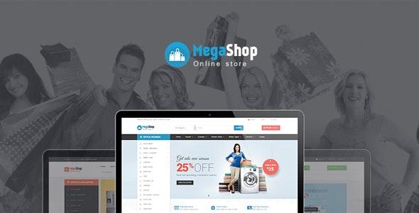 Leo Mega Shop Shopify Theme - Shopify eCommerce