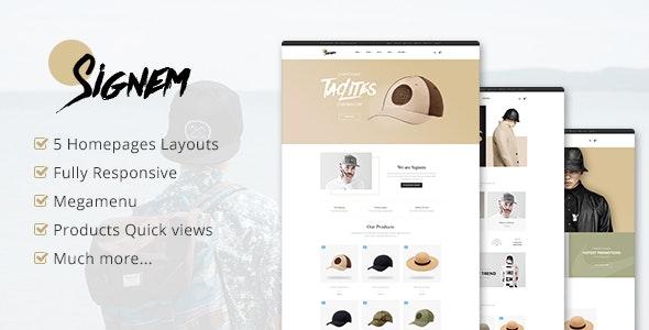 Ap Signme Shopify Theme - Fashion Shopify