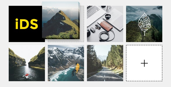 iDsgn - Minimal Portfolio Template for Creative People - Portfolio Creative