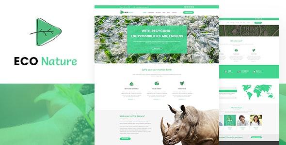 ECO Nature - Environmental Nonprofit