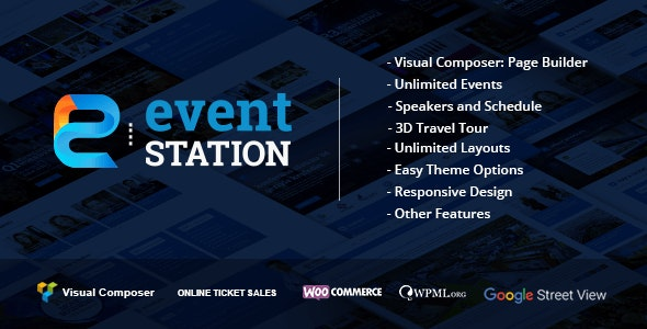 Event & Conference by GloriaThemes | ThemeForest