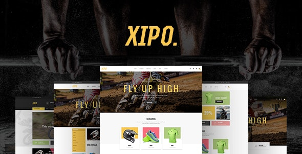 Leo Xipo Responsive Prestashop Theme - PrestaShop eCommerce