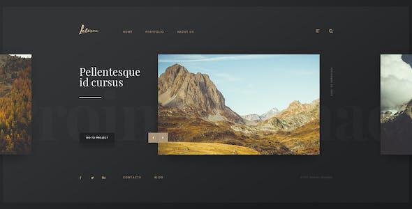 Laterna - Creative Photo Gallery Template