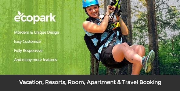 Ecopark - Travel & Tour WordPress Theme - Retail WordPress