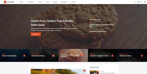 Newsrack - Responsive WordPress Blog Theme With Infinitive Load