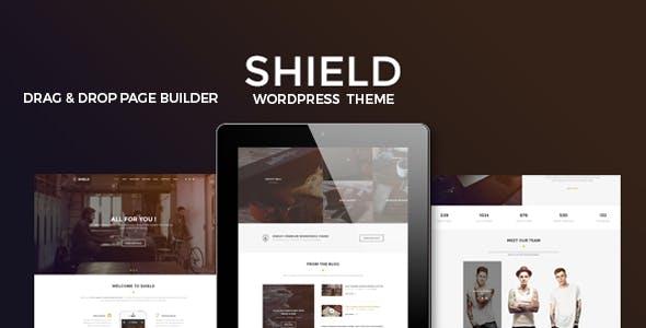 Shield - A Creative WordPress Theme