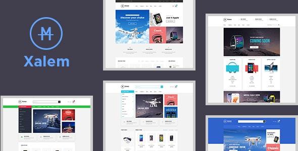 Leo Xalem - Responsive Multipurpose PrestaShop Theme - PrestaShop eCommerce