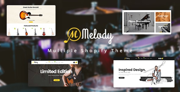 Leo Melody Responsive Musical Instrument Prestashop Theme - PrestaShop eCommerce
