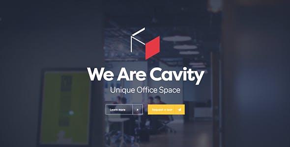 Cavity - Multipurpose Muse Template