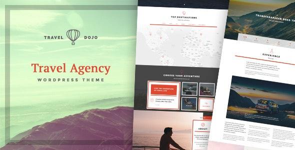 Travel Dojo - Travel Agency Tours Directory WordPress Theme - Travel Retail