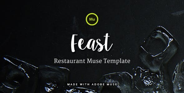 Download Feast - Restaurant Muse Template