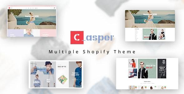 Ap CP Shopify Theme - Fashion Shopify