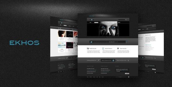EKHOS Design Agency - Portfolio Creative