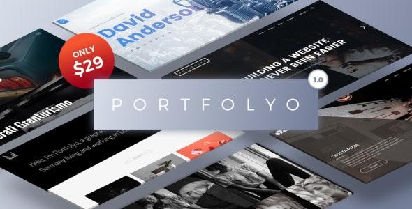 Portfolyo - Creative Multi-Purpose WordPress Theme - Portfolio Creative