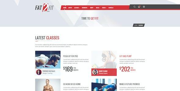 Sport, Gym and Fitness Studio