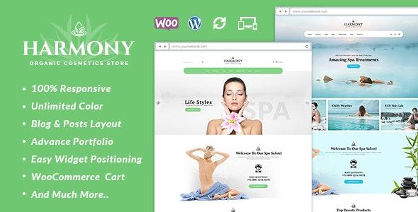 Harmony - Responsive WooCommerce Theme - WooCommerce eCommerce