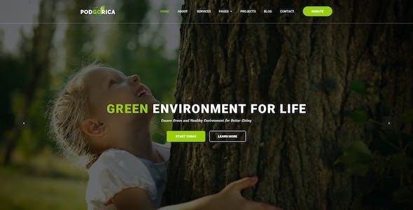 Podgorica : Environmental PSD Template