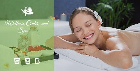 Lisa - Wellness Center, Spa and Beauty Salon Template - Health & Beauty Retail