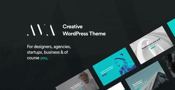 AVA | Agency - Portfolio Creative