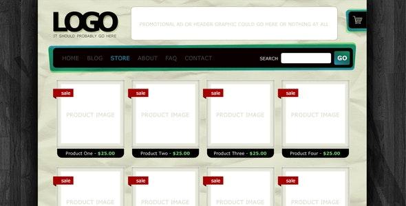 Theme Cart - Retail Site Templates
