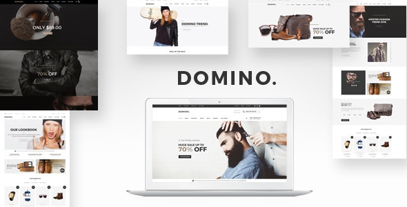 Domino - Fashion Shopify Theme - Fashion Shopify