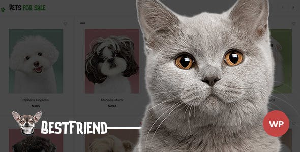 The Cutest Animals and Pets WordPress Themes Ever