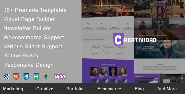 Creatividad - WordPress