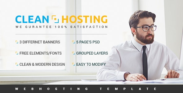 Clean Hosting - Hosting Technology