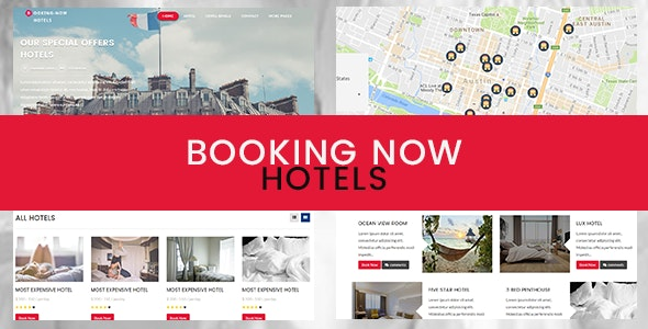 Booking-Now - Travel Retail