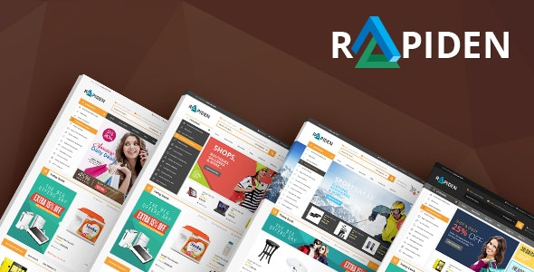 Rapiden - Mega Shop Responsive Magento Theme - Technology Magento