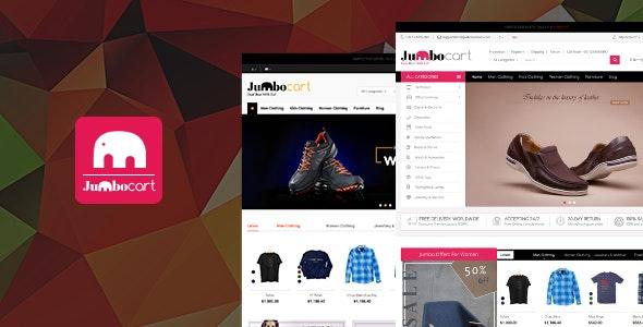 Jumbocart - Advanced Multipurpose OpenCart Theme - Shopping OpenCart