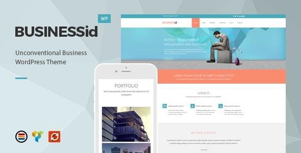 BusinessId – Responsive Business WordPress Theme