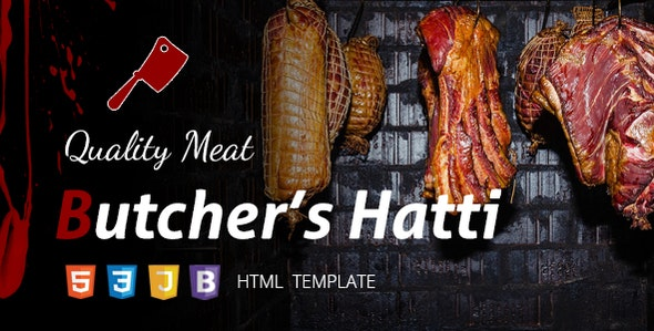 Butcher Hatti - Food Retail