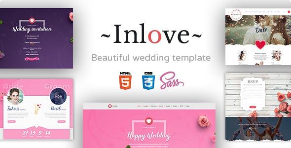 Inlove - Wedding & Planner