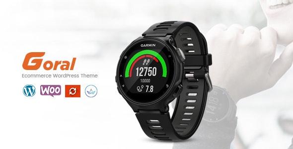 Goral SmartWatch - Single Product Woocommerce WordPress Theme - WooCommerce eCommerce