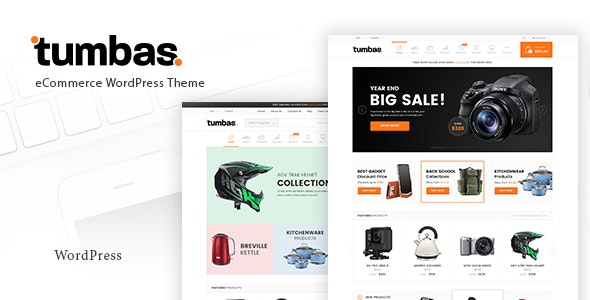 Tumbas - Responsive Woocommerce WordPress Theme - WooCommerce eCommerce