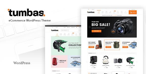 Tumbas - Responsive Woocommerce WordPress Theme