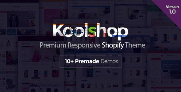 KoolShop - Responsive Shopify Theme - Shopify eCommerce