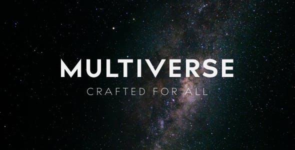Multiverse - High Performance Creative WP Theme