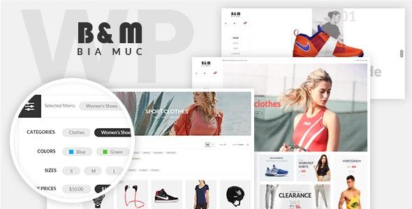 SNS BiaMuc - WooCommerce WordPress Theme - WooCommerce eCommerce