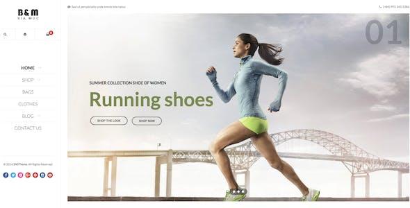 SNS BiaMuc - WooCommerce WordPress Theme