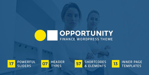 Opportunity - Finance Theme