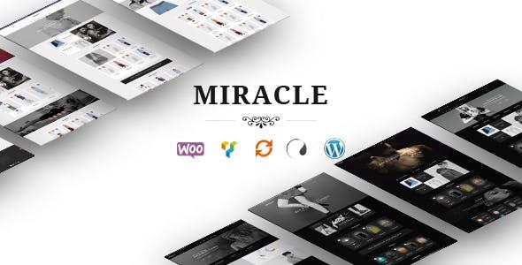 Miracle - Responsive WooCommerce WordPress Theme