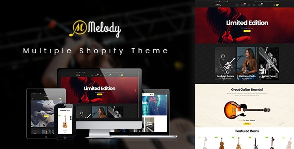 Ap Melody Shopify Theme - Entertainment Shopify
