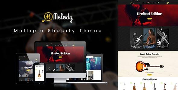 Ap Melody Shopify Theme