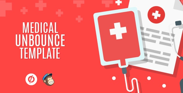 Medical - Unbounce Template - Unbounce Landing Pages Marketing